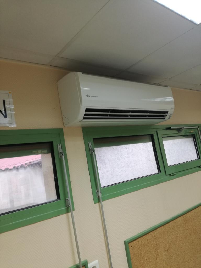 climatiseur mural mono split atlantic
