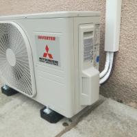 Unité extérieure climatisation Mitsubishi